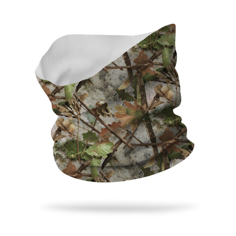 "Lycra Camo Paint Neck Gaiter (12"" length)"