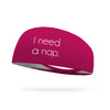 I Need a Nap Performance Wicking Headband