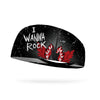 I Wanna Rock Performance Wicking Headband