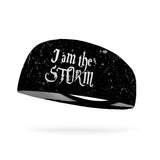 I Am The Storm Wicking Headband (Designed by Bethany Baumgartner)