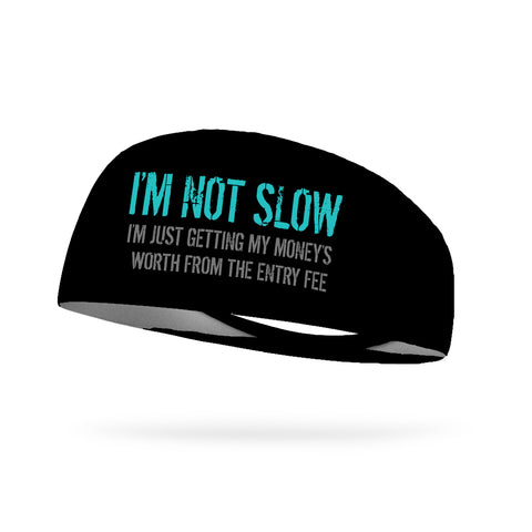 Go Ahead Tell Me I Can't Wicking Performance Headband (Designed by (Lindsey Ramsak)