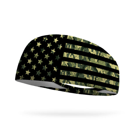 No Surrender Wicking Performance Headband