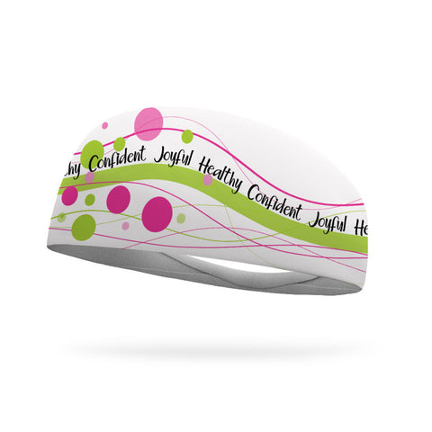 MRTT Valentines 2020 Logo Wicking Performance Headband