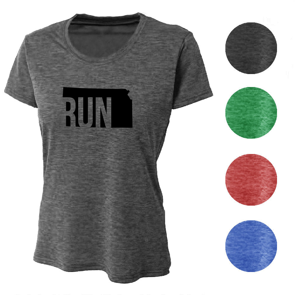 RUN Kansas Wicking T-Shirt Bondi Wear