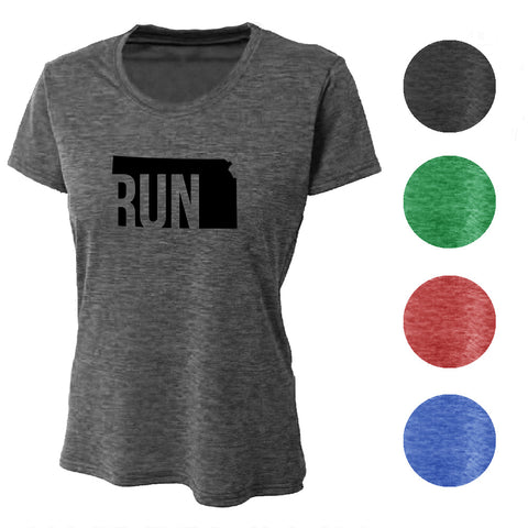 RUN Florida Wicking T-Shirt Bondi Wear