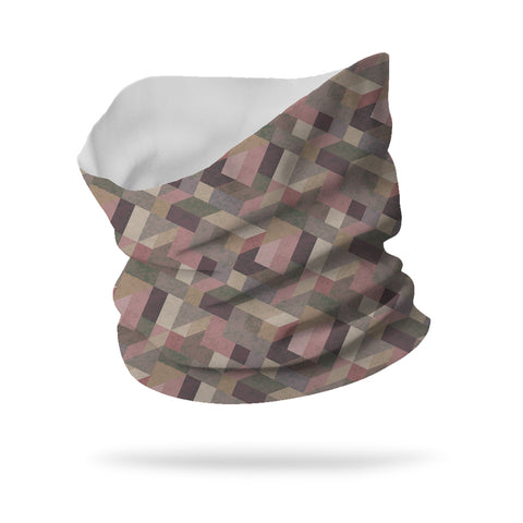 "Camo Lines Wicking Neck Gaiter (12"" length)"