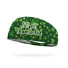 Let's Get Shamrocked Wicking Performance Headband