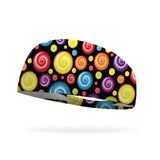 Lollipop Wonderland Kids Wicking Headband
