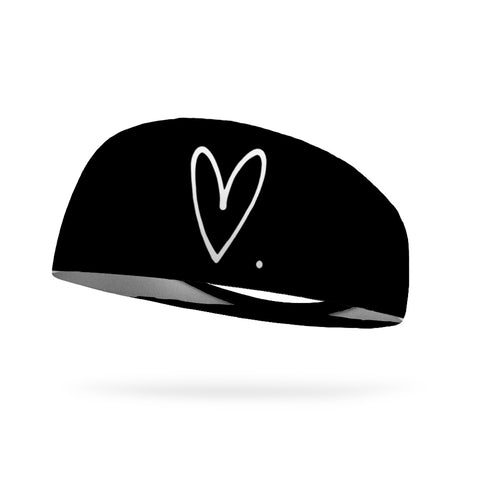 Love Wins Wicking Performance Headband