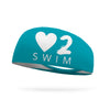 Lexie Kelly Collection, Love to Swim Wicking Performance Headband