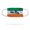 MRTT Distressed Irish Flag Face Mask