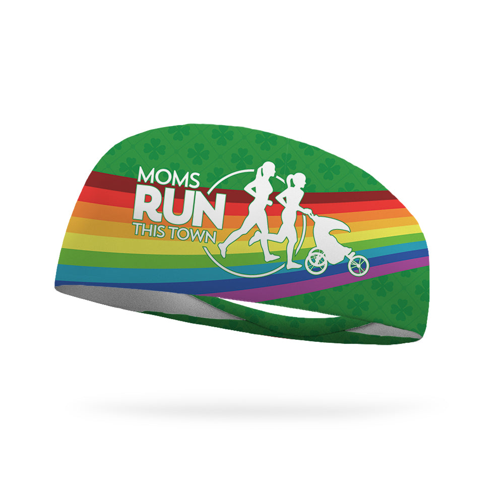 MRTT Follow the Rainbow Wicking Performance Headband