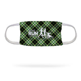 MRTT Irish Plaid Face Mask