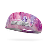MRTT Liquid Pink Wicking Performance Headband