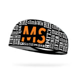 MS Sport Wicking Performance Headband (Designed by Denise Francis)