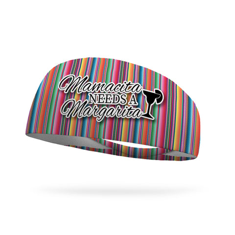 Football Mom Performance Wicking Headband