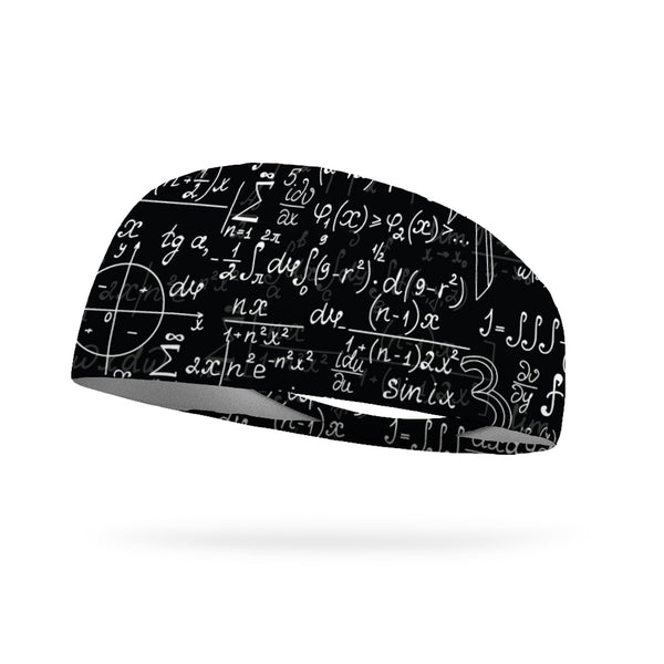 Mathematica Performance Wicking Headband