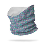 Lycra Mermaid Scales Neck Gaiter (12