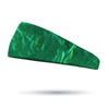 Fashion Mermaid Green Shimmer Headband