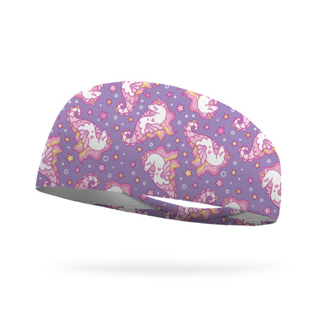 Summer Sky Wicking Performance Headband