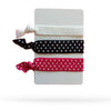Minnnie Dots Pack of 3 Hair Ties