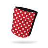 Minnie Dots Fashion and Black Wicking Armband 6.22