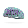 Mom Kaleidascope Wicking Performance Headband