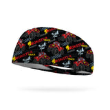 Monster Trucks Wicking Headband