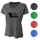 RUN Montana Wicking T-Shirt Bondi Wear