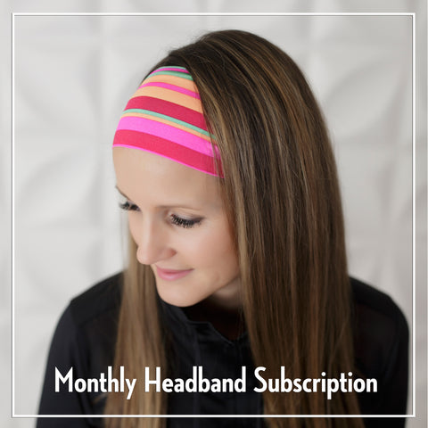 Faster Than the Speed of Turtles Wicking Headband