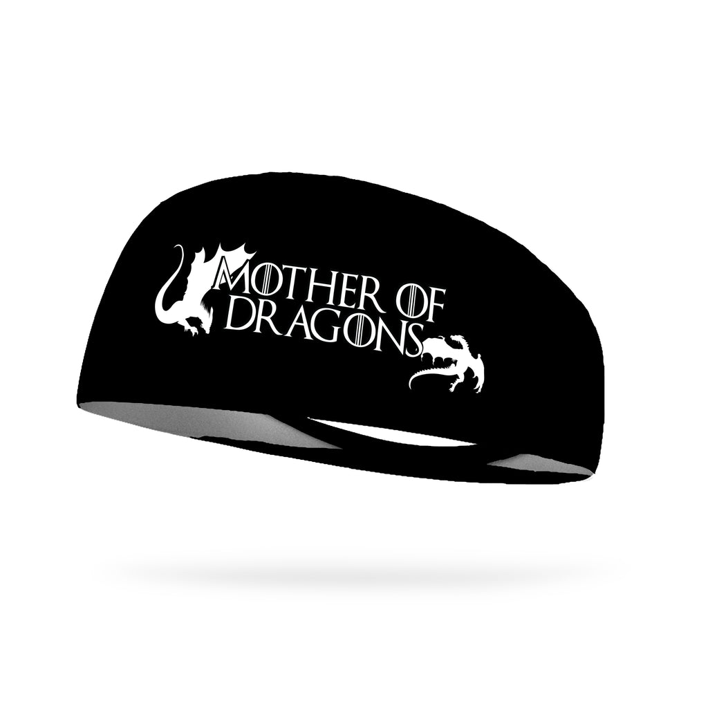 Mother of Dragons Performance Wicking Headband