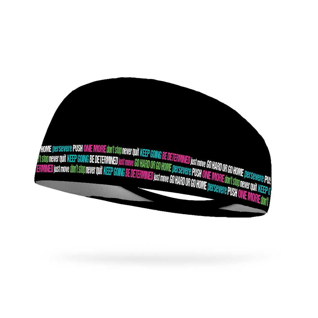Motivation Wicking Performance Headband