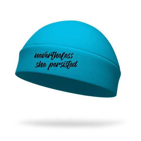 13.1 Bling Wicking Ponytail Hat