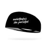 Nevertheless She Persisted Wicking Performance Headband