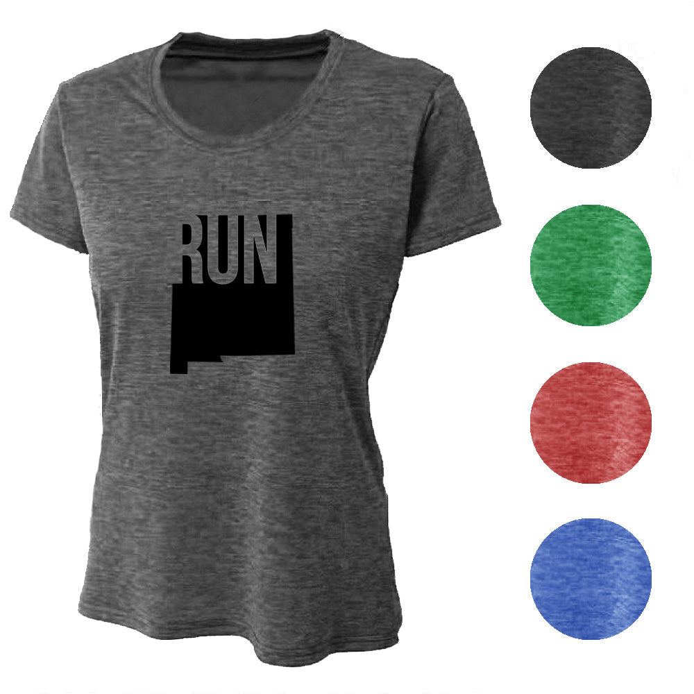 RUN New Mexico Wicking T-Shirt Bondi Wear