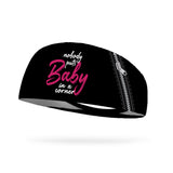 Nobody Puts Baby In A Corner Wicking Performance Headband