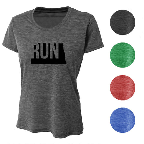 RUN Missouri Wicking T-Shirt Bondi Wear