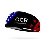 OCR Patriotic Wicking Performance Headband