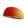 Ombre Fire Wicking Performance Headband