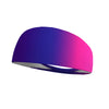 Ombre Santa Cruz Wicking Performance Headband