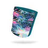 Palm Tree Breeze Fashion and Teal Wicking Armband 6.22