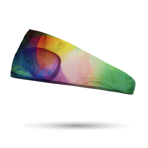 Fashion Fluid Rainbow Headband