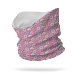 Pink Frosted Donuts Wicking Neck Gaiter (12