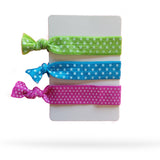 Playland Pack of 3 Hair Ties