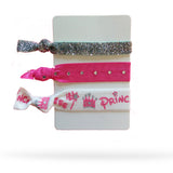 Princess Pack of 3 Hair Ties