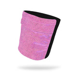Princess Pink Shimmer Wicking Armband 6.22