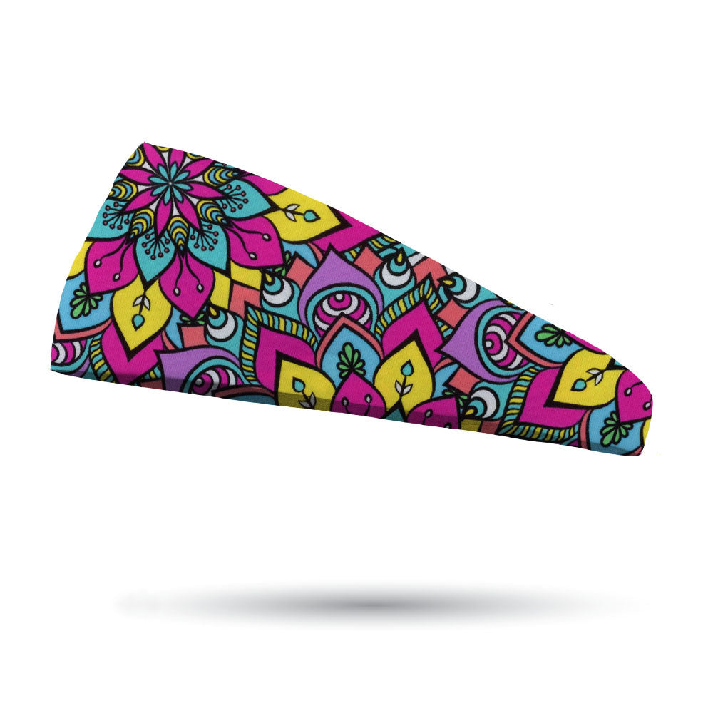 Prismatic Pastels Fashion Performance Headband