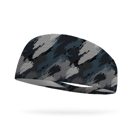 Sea Zebra Wicking Performance Headband