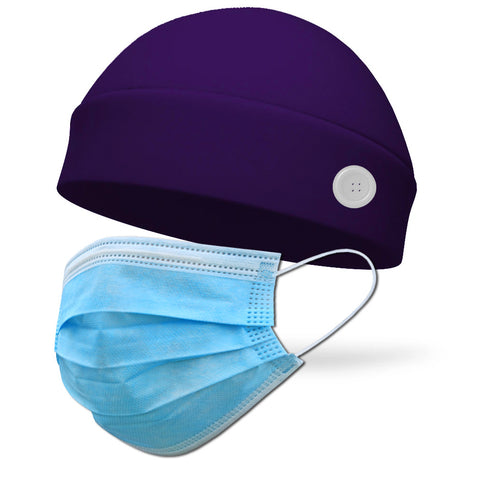 Don't Cough On Me Thanks Wicking Performance Headband