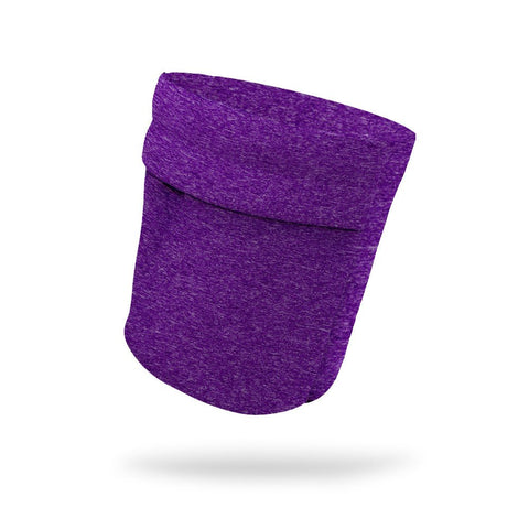 "Dragon Purple Fashion and Black Wicking Armband 6.22"" Height"